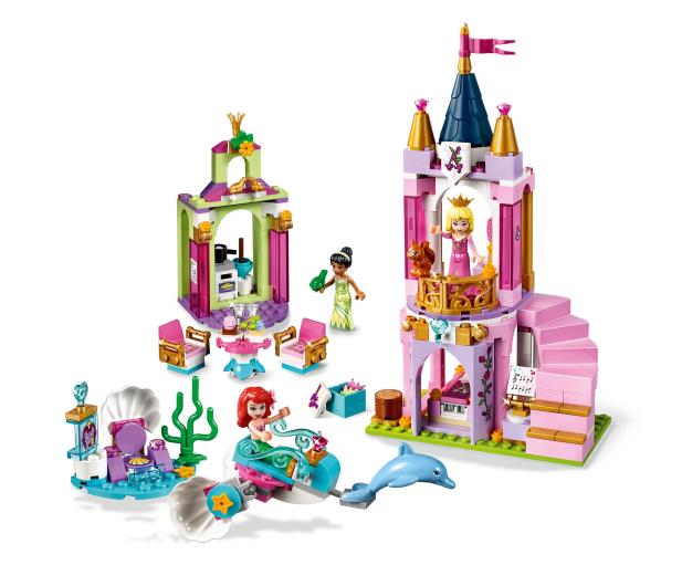 LEGO Disney Princess Królewskie przyjęcie - 467563 - zdjęcie 4