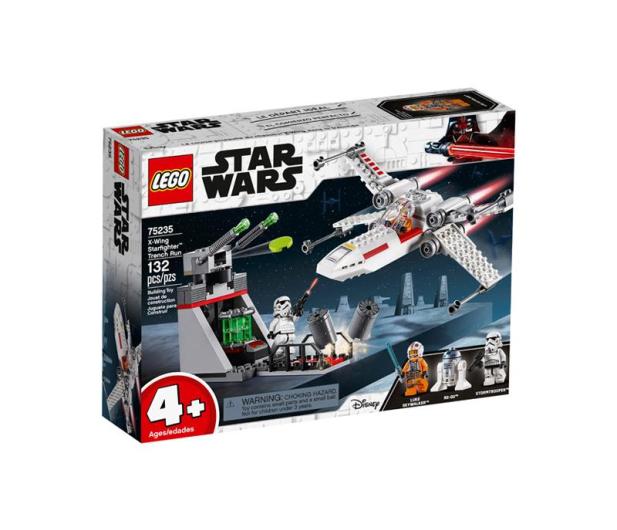LEGO Star Wars Atak myśliwcem X-Wing - 467619 - zdjęcie