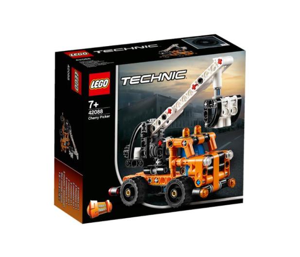 LEGO Technic Ciężarówka z wysięgnikiem - 467566 - zdjęcie