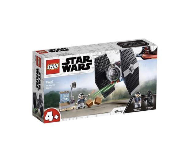 LEGO Star Wars Atak myśliwcem TIE - 467622 - zdjęcie