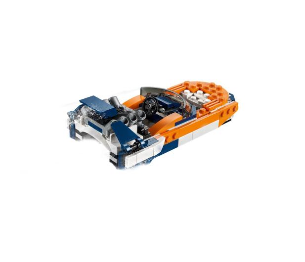 LEGO Creator Słoneczna wyścigówka - 467551 - zdjęcie 3