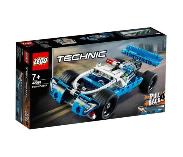 LEGO Technic Policyjny pościg - 467570 - zdjęcie