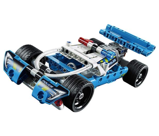 LEGO Technic Policyjny pościg - 467570 - zdjęcie 3