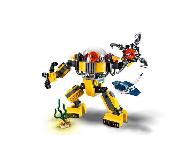 LEGO Creator Podwodny robot - 467552 - zdjęcie 3