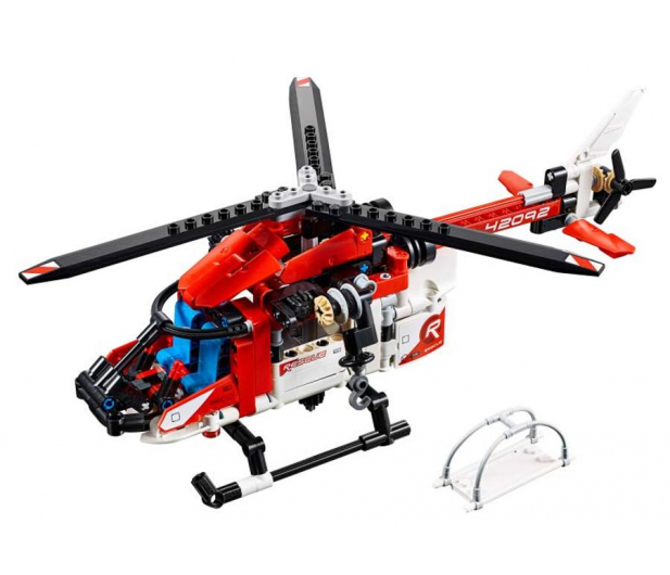 LEGO Technic Helikopter ratunkowy - 467571 - zdjęcie 2