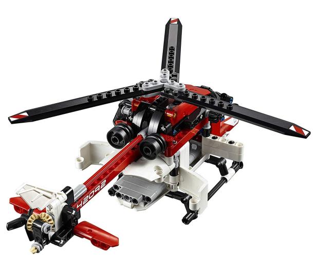 LEGO Technic Helikopter ratunkowy - 467571 - zdjęcie 4
