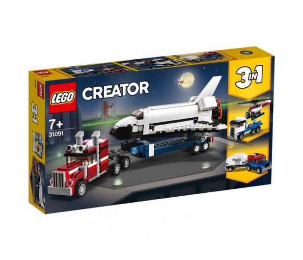 LEGO Creator Transporter promu - 467553 - zdjęcie