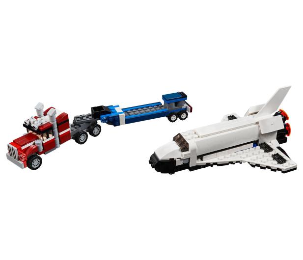 LEGO Creator Transporter promu - 467553 - zdjęcie 2