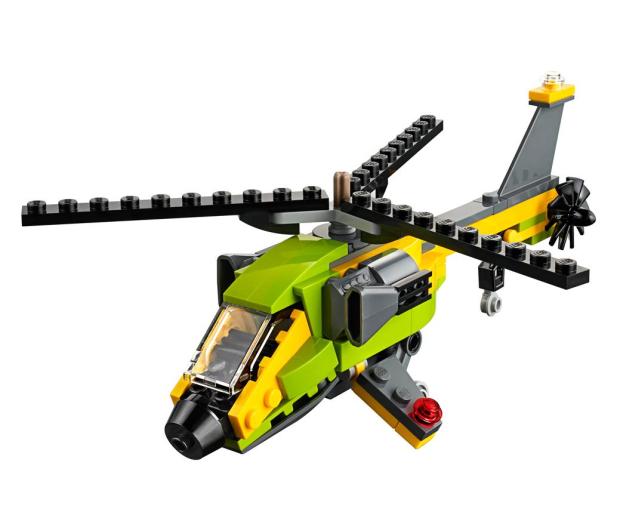 LEGO Creator Przygoda z helikopterem - 467554 - zdjęcie 2