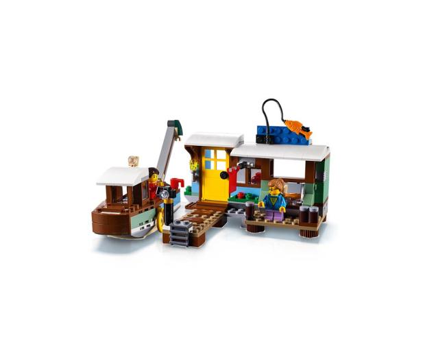 LEGO Creator Łódź mieszkalna - 467555 - zdjęcie 4