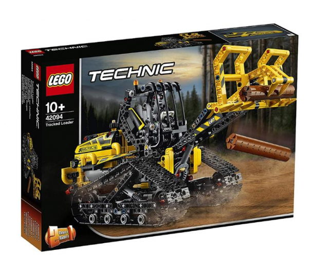 LEGO Technic Koparka gąsienicowa - 467574 - zdjęcie