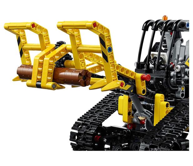 LEGO Technic Koparka gąsienicowa - 467574 - zdjęcie 4