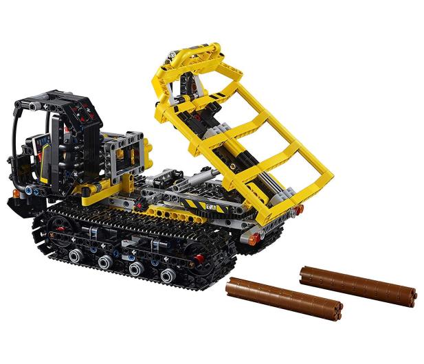 LEGO Technic Koparka gąsienicowa - 467574 - zdjęcie 5