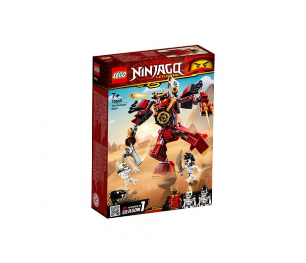 LEGO Ninjago Mech samuraj - 467597 - zdjęcie