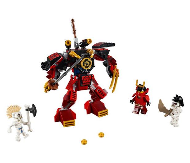 LEGO Ninjago Mech samuraj - 467597 - zdjęcie 2