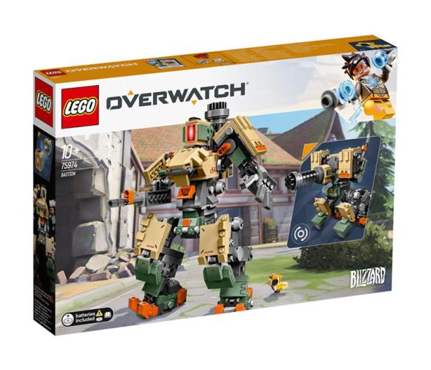 LEGO Overwatch Bastion - 467643 - zdjęcie