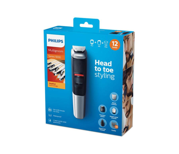 Philips MG5740/15 Multigroom Series 5000 - 467898 - zdjęcie 3