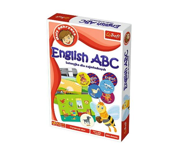 Trefl Mały odkrywca English ABC  - 467837 - zdjęcie 2