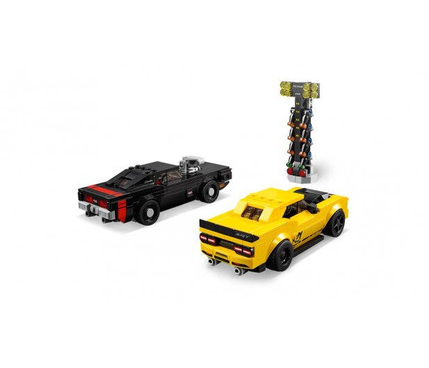 LEGO Speed Champions Dodge Challenger i Dodge Charger - 467632 - zdjęcie 3