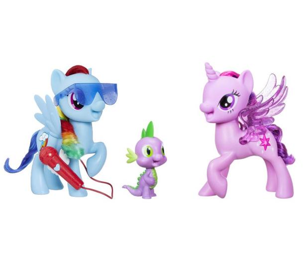 My Little Pony Śpiewająca Twilight + Śpiewająca Rainbow Dash  - 468705 - zdjęcie 2