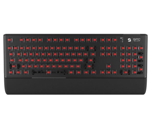 SPC Gear GK550 Omnis Kailh Red RGB  - 468790 - zdjęcie 10
