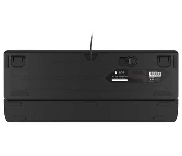 SPC Gear GK550 Omnis Kailh Red RGB  - 468790 - zdjęcie 11