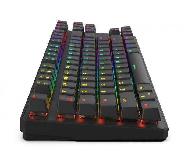 SPC Gear GK530 Tournament Kailh Red RGB  - 468788 - zdjęcie 7