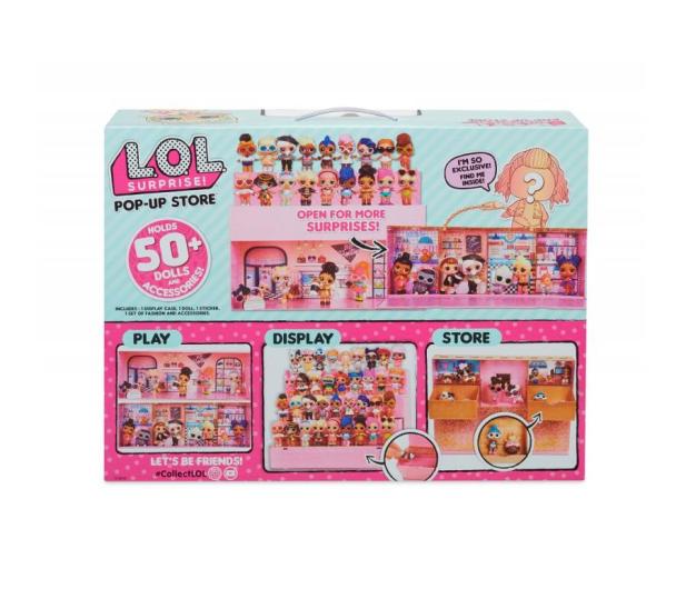 MGA Entertainment L.O.L. Surprise Domek Walizka dla lalek - 468794 - zdjęcie 7