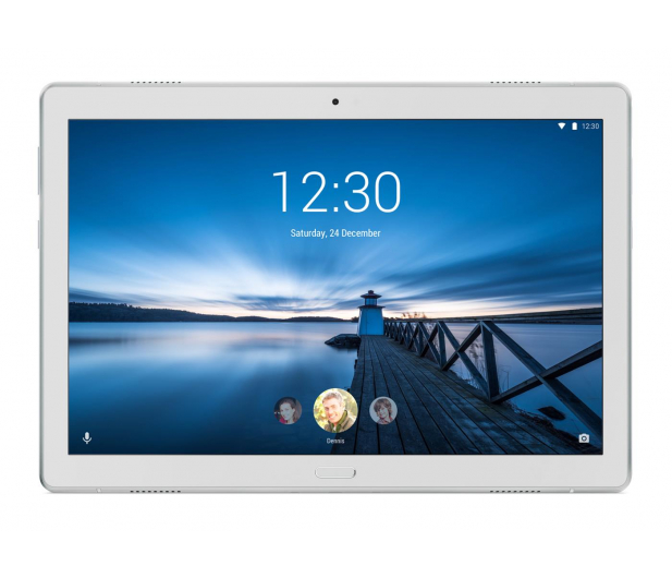 Lenovo TAB P10 QS450/3GB/32GB/Android 8.1 LTE Biały - 475121 - zdjęcie 2