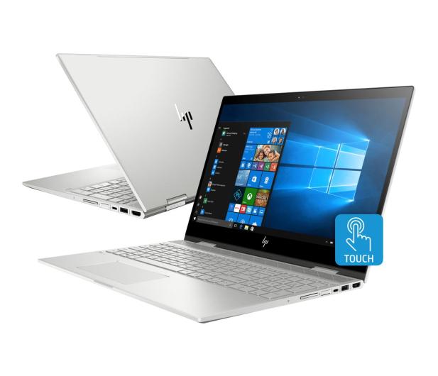 HP ENVY 15 x360 i5-8265U/16GB/512/Win10 MX150 - 469038 - zdjęcie
