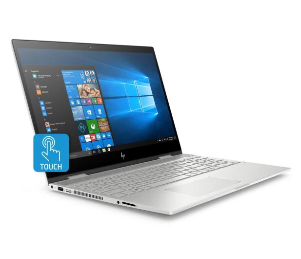 HP ENVY 15 x360 i5-8265U/16GB/512/Win10 MX150 - 469038 - zdjęcie 2