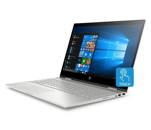 HP ENVY 15 x360 i5-8265U/16GB/512/Win10 MX150 - 469038 - zdjęcie 4