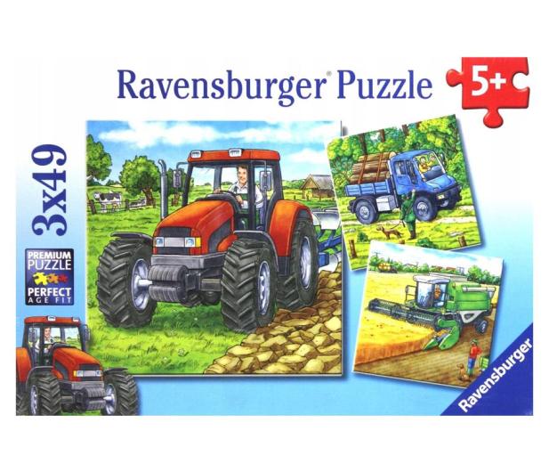 Ravensburger Maszyny na farmie - 469959 - zdjęcie