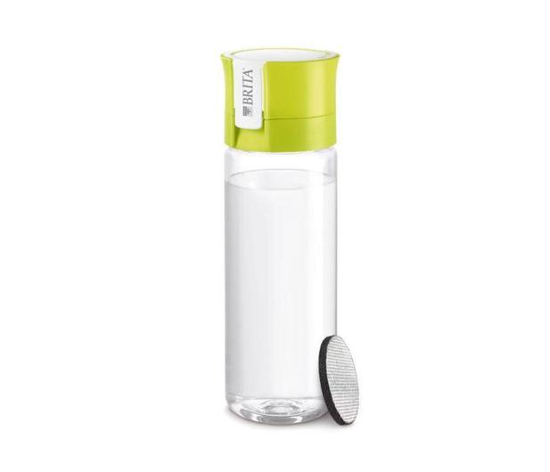 Brita Butelka filtrująca FILL&GO VITAL 0,6L limonkowa - 300812 - zdjęcie