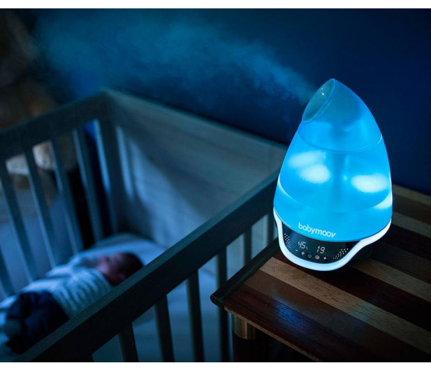 Babymoov Hygro+ Ultradźwiękowy nawilżacz powietrza - 466154 - zdjęcie 4