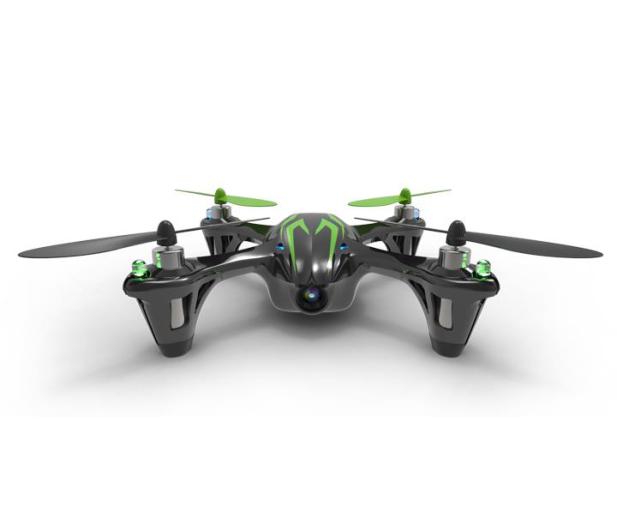 Hubsan X4 CAM HD H107C czarno-zielony - 464540 - zdjęcie 2