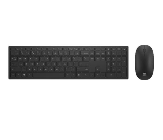 HP Pavilion Wireless Keyboard & Mouse 800 (czarny) - 462661 - zdjęcie