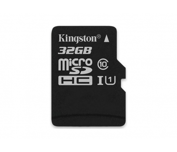 Kingston 32GB microSDHC Canvas Select 80MB/s C10 UHS-I  - 408958 - zdjęcie