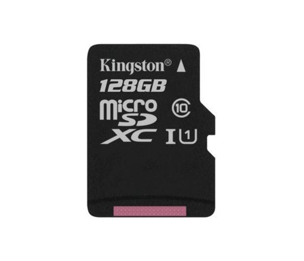 Kingston 128GB microSDXC Canvas Select 80MB/s C10 UHS-I - 408960 - zdjęcie
