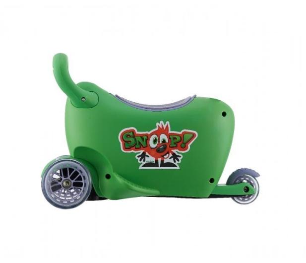 MILLY MALLY Snoop 3w1 zielony - 407357 - zdjęcie 3