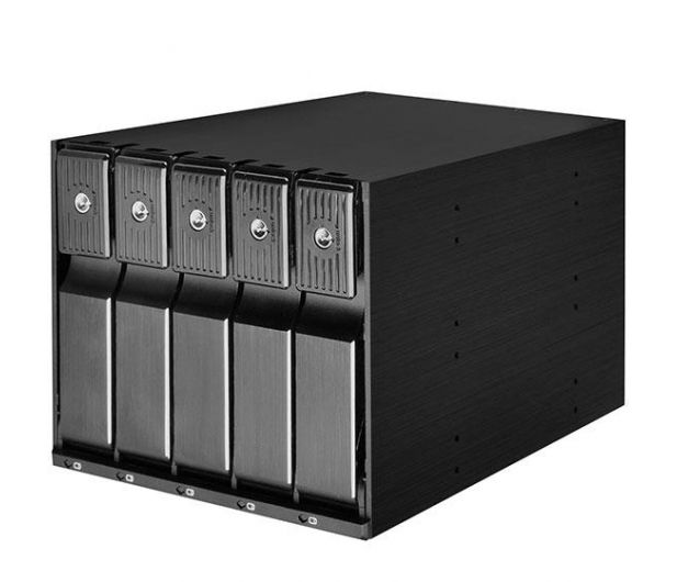 SilverStone 5x3.5'' HDD SATA - 406451 - zdjęcie