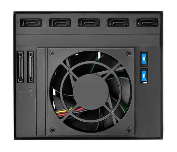 SilverStone 5x3.5'' HDD SATA - 406451 - zdjęcie 5