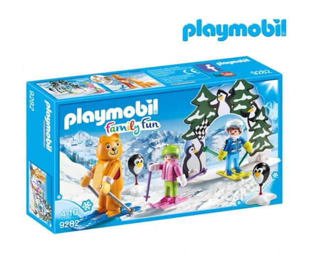 PLAYMOBIL Szkoła narciarska - 405541 - zdjęcie