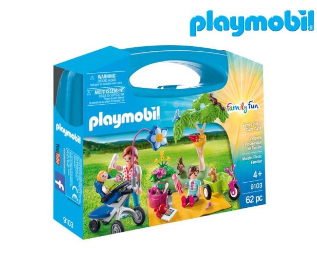 PLAYMOBIL Skrzyneczka Rodzinny piknik - 405400 - zdjęcie