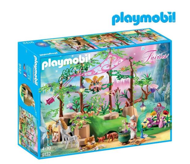 PLAYMOBIL Magiczny las wróżek - 405459 - zdjęcie
