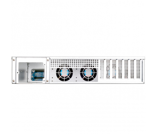 SilverStone SST-RM208 - 2U - 406262 - zdjęcie 3