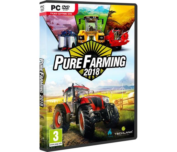 Techland Pure Farming 2018 - 410517 - zdjęcie 2