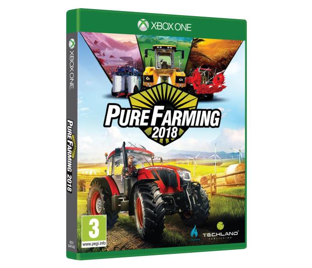 Techland Pure Farming 2018 - 410519 - zdjęcie 2