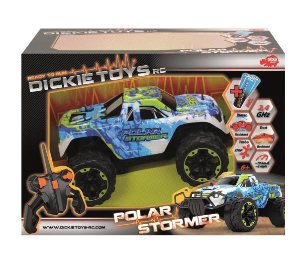 Dickie Toys Samochód Terenowy Polar Stromer - 407681 - zdjęcie 3