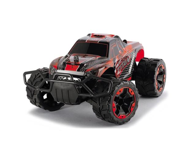 Dickie Toys Samochód Terenowy Red Titan - 407682 - zdjęcie